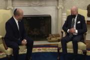 بایدن توافق آمریکا با اسرائیل را تأیید کرد