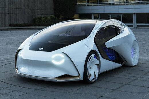 ببینید   تصاویر حیرتانگیز و جدید از خودروی برقی و مفهومی تویوتا