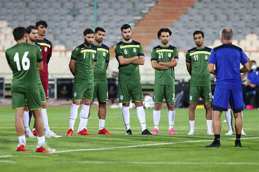 برنامه تیم ملی برای سفر به امارات مشخص شد