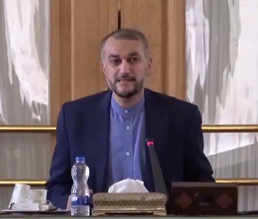 توصیههای امیرعبداللهیان به مدیران وزارت خارجه