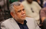 العامری: تصمیم با عراقیها است نه مکرون