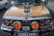 ببینید | طراحی حیرتانگیز یک BMW قدیمی توسط یک شهروند زنجانی