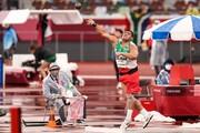 محمدیان نقره ای جدید ایران در پارالمپیک ۲۰۲۰
