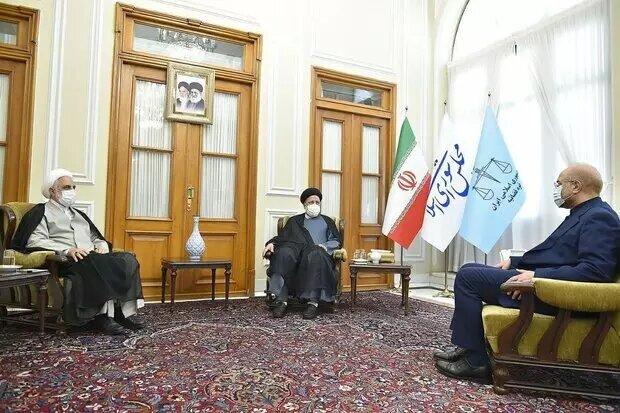 برگزاری نشست سران قوا به میزبانی حجتالاسلام اژهای