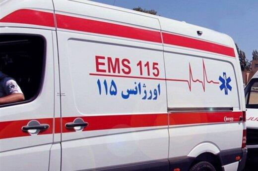 ۱۵۰آمبولانس،۱۲ اتوبوس آمبولانس ،۱۰ بالگرد و ۵۰۰ پرسنل اورژانس در حال ارائه خدمات به زائرین اربعین حسینی