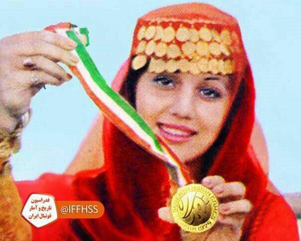 رونمایی از مدال های بازیهای آسیایی 1974 تهران/عکس