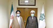 دیدار رییس سازمان اطلاعات سپاه با وزیر اطلاعات/ یک نکته که دو طرف تاکید کردند