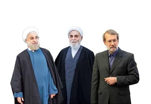 پیشنهاد یک فعال سیاسی به اصلاحطلبان: اتاق فکری با حضور روحانی، لاریجانی، ناطق نوری و خاتمی تشکیل دهید