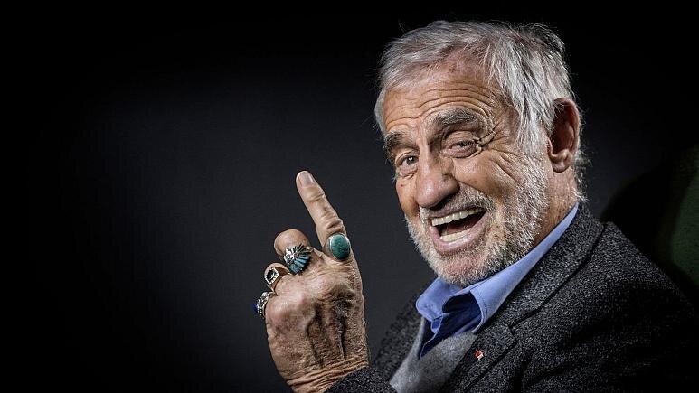 ژان پل بلموندو، ستاره سینمای فرانسه، درگذشت
