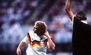 جنجالیترین صحنه تاریخ جام جهانی/عکس