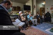 تصاویر   بازدید حجت الاسلام دعایی، احمد مسجد جامعی و مسیح مهاجری از منزل مرحوم علامه حکیمی
