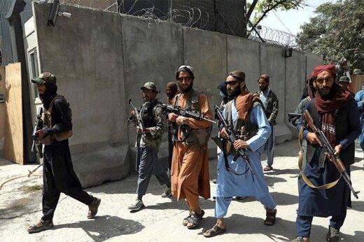 ببینید | تیراندازی شدید در جریان راهپیمایی ضد پاکستان در کابل