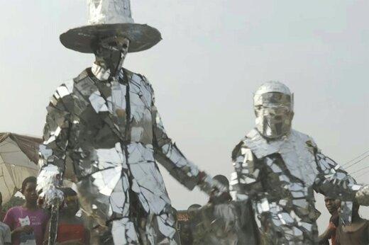 ببینید   جشنواره لباسهای ساخته شده از زباله!