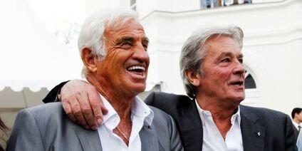واکنش آلن دلون به درگذشت ژانپل بلموندو