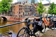 ببینید | آمستردام چگونه «پایتخت دوچرخههای جهان» شد؟