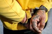 دستگیری موادفروش مامورنما در تهران