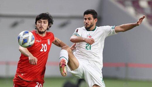 تنها غایب ایران در فیفا 22