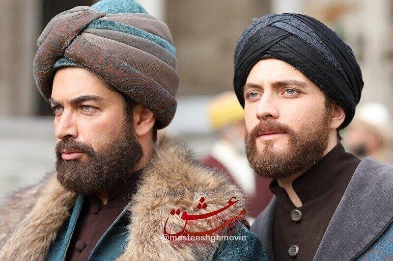 طرف تُرک، سهام کامل فیلم «مست عشق» را به تهیهکننده ایرانی داد