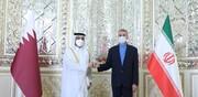 در دیدار وزیران خارجه ایران و قطر چه گذشت؟