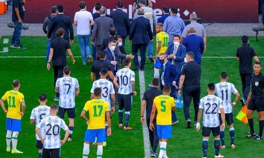 قمار آرژانتینیها و افتضاح جهانی