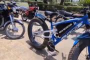 ببینید | تولید موتورسیکلت برقی در پاکستان