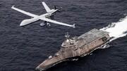 تشکیل یگان پهپادی آمریکا در خلیج فارس