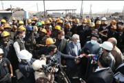 ببینید   مهلت ۲۰ روزه رئیس جمهور به پیمانکاران معدن زغال سنگ طبس