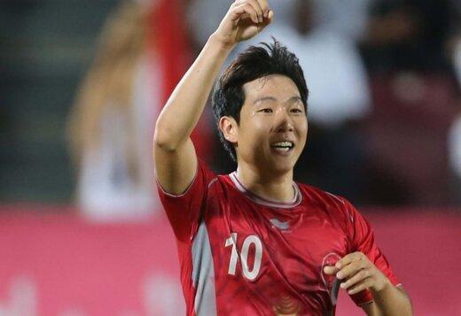 مصدومیت هافبک کرهای قبل از بازی ایران