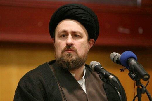 سیدحسن خمینی:«حکمرانی خوب» آن است که مردم در آن آسایش داشته باشند