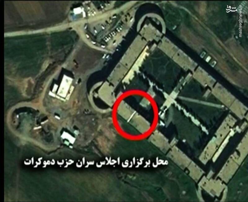 چرا سپاه پاسداران لانه تروریستهای حزب دموکرات کردستان را موشکباران کرد؟