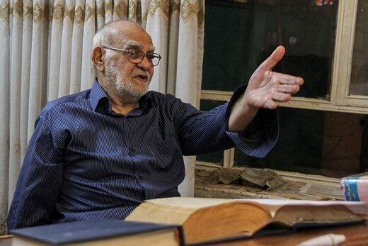 رحیم پور ازغدی: پدرم به التقاط و تحجر، لحظهای آتشبس نداد