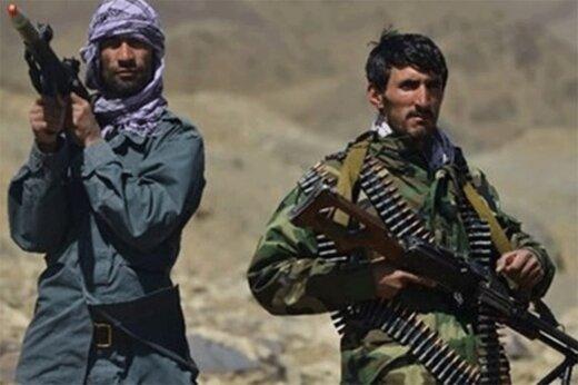 ببینید | بازیهای کودکانه طالبان در پایگاه نظامی بگرام!