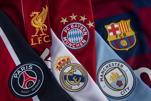 سهام برترین باشگاههای فوتبال چقدر میارزد؟
