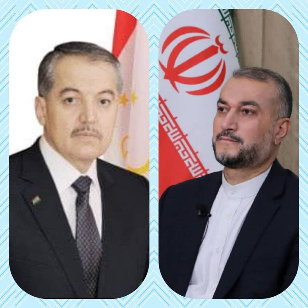 امیرعبداللهیان به رئیسجمهور تاجیکستان تبریک گفت