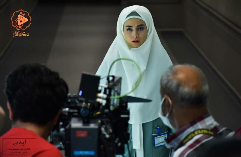 بازیگر زن داعشی «پایتخت» در یک سریال تازه / عکس