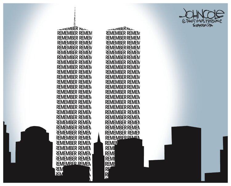 ببینید: خاطرهای که از ۱۱ سپتامبر باقی ماند!