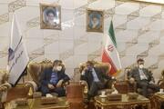 گروسی بامداد امروز وارد تهران شد/عکس