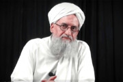 ببینید | رئیس القاعده زنده شد؛ پیامی ویدیویی از الظواهری!