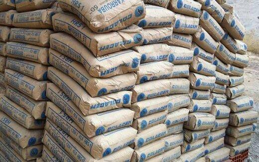 روند کاهشی قیمت سیمان در مازندران ادامه دارد