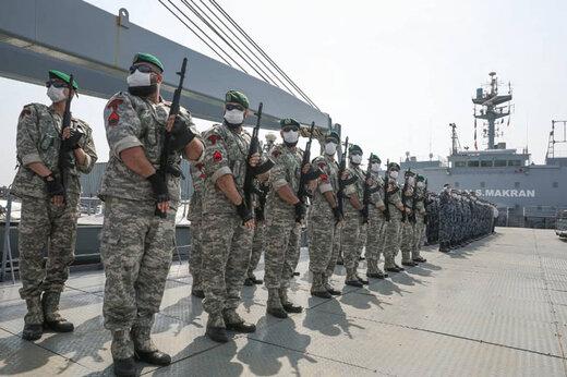 ببینید   آیین استقبال از ناوگروه ۷۵ نیروی دریایی ارتش در بندرعباس