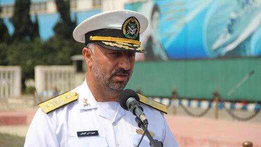 دریادار کاویانی:ایران با انقلاب اسلامی در زمره امپراطوریهای بزرگ جهان قرار گرفته است