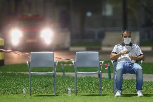 تماس تلفنی مهدویکیا با سرمربی تیم ملی