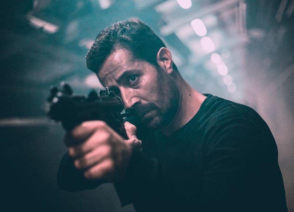 آرش آصفی در نقش یک افسر ضد جاسوسی در سریال «سرجوخه»/ عکس