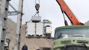 نصب اتوبوستر برای ارتقای کیفیت ولتاژ برق در سه نقطه استان آذربایجانغربی