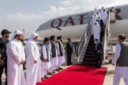 ببینید | تلاش دولت موقت طالبان برای ارتباط با جامعه جهانی