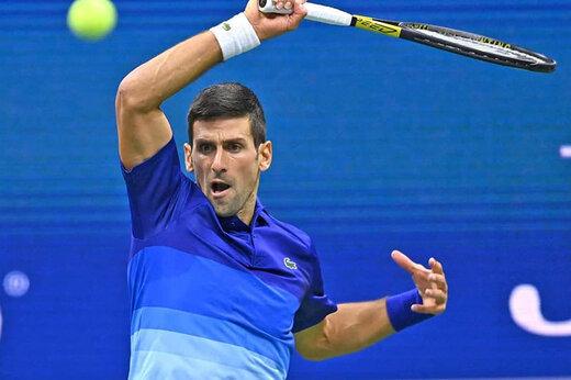 ببینید | اشکهای بهترین تنیسور جهان پس از شکست دراماتیک