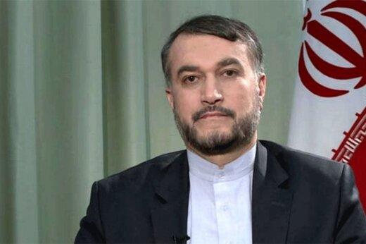 ببینید | تاکید ایران بر تشکیل دولت فراگیر در افغانستان