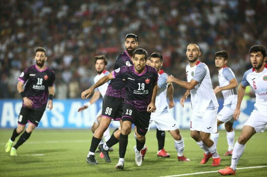 ببینید | پیروزی شیرین پرسپولیس مقابل استقلال در لیگ قهرمانان آسیا