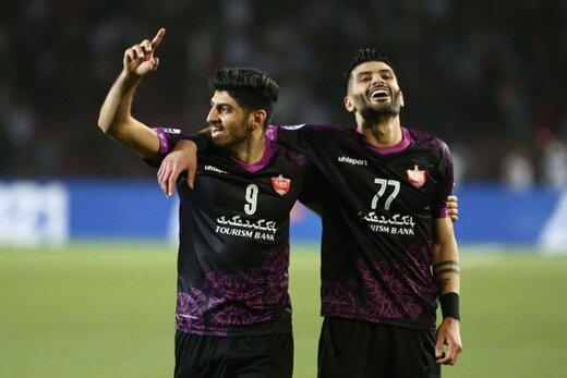 گل پرسپولیس به استقلال بهترین گل لیگ قهرمانان آسیا شد/عکس