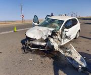 تصادف خونین در استان مرکزی با ۴ کشته